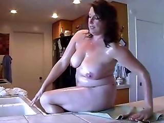 Curly mama