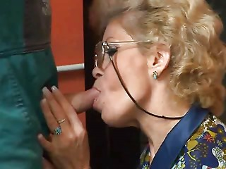 grandmother effie receive fucked into booty by TV repairman troia takes hard shlong in the booty all the way milk shakes