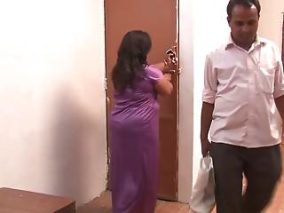 Indian elder unsightly BBW softcore