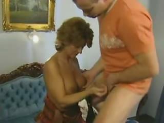 Redhead Older German Mother