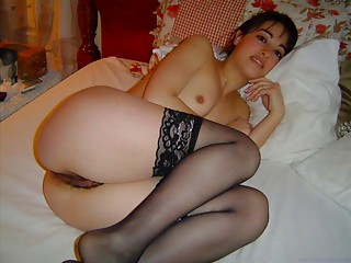 Wives in nylon nylons