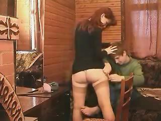 Elder Mama Son's ally Sex