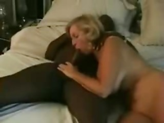 Old Bitch Wife Sucks And Bonks The Ebony Paramour
