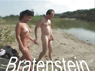 Old naturists going nasty