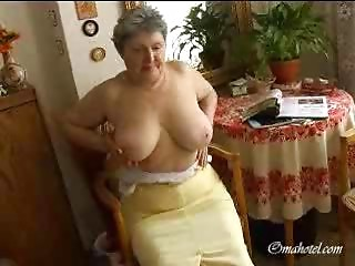 Grannies large melons
