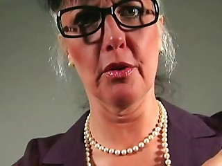 Stroking Instruction - Aged teacher