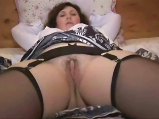 Old in nylons