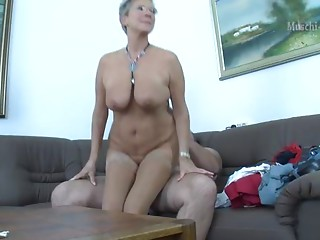 German elder Angie 52y