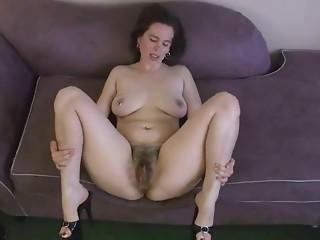 large hirsute cum-hole