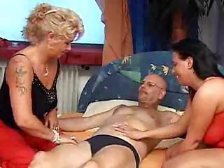 No thing Like A Wonderful Elder Aged German Trio