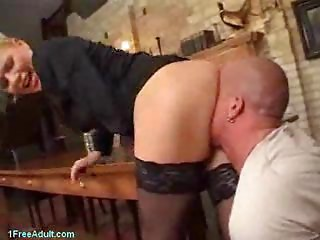 German Mother I'd like to fuck  into sex by younger stud