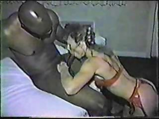 Cuckold Wife in Hotel with Big black cock