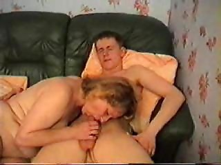 Russian Grandmother Desires Sex From Youthful Chap
