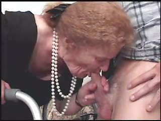 Angry Mature Old bitch