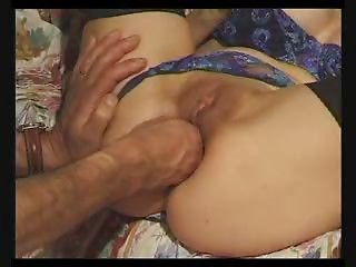 French Aged Acquires Drilled And Fisted