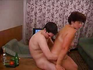 Russian Aged And Lad 007