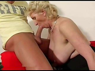Marta slutty mum spunked by youngman