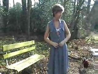 Older in the woods