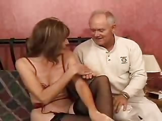 Lascivious Bushy Redhead Cougar Can't live without To Screw And Drink !