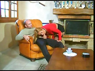 FRENCH Elder 4 blond mother