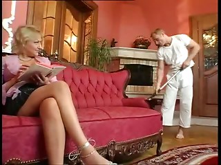 stocking mother I'd like to fuck melanie hirsute troia takes hard shlong in the a-hole all the way