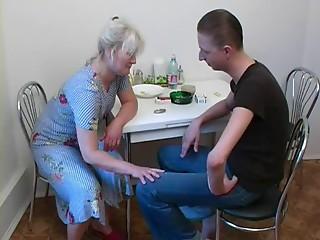 hawt grandma Lena and Slava