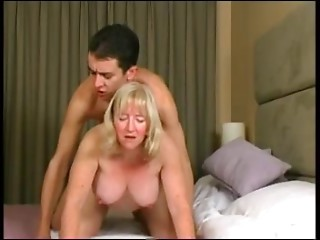 Grandmother and lad - 10