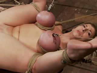 Sara-Punishment For Big breasted Dominatrix-bitch