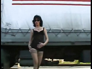 MILF and truck