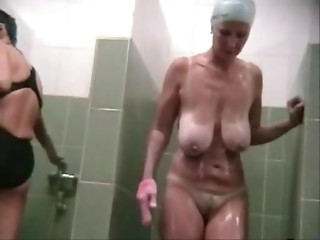 Spy, aged show her flawless large udders