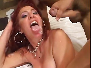 Redhead Mommy and Sons Ally