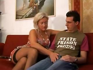 sexy italian mommy