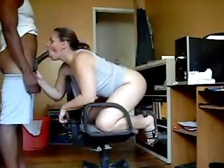 Wife fucking for ebony 10-Pounder
