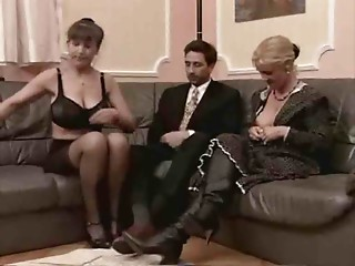 gteat 3some with matures