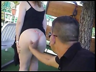 arse stab with bushy big breasted matures