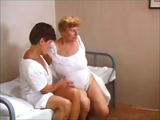 3 GRANNIES IN A Fuckfest WITH 2 DOUBLE PENETRATIONS