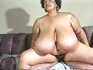 unshaved older massive milk shakes