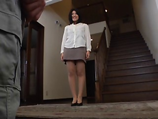 Shaggy And Sexually excited Japan MILF Enticed