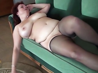 hot woman old