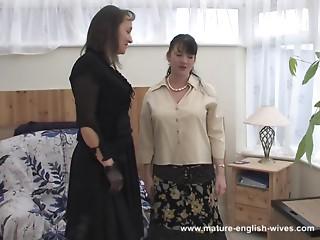 Older English Cilla & Hazel