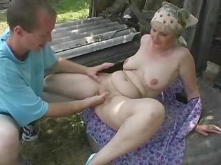 grandmother a bit of butt 2