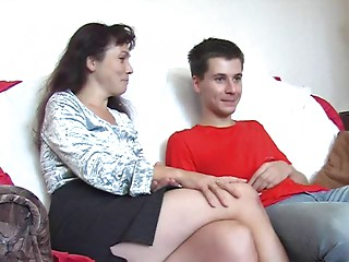 RUSSIAN mama AND not her son 1