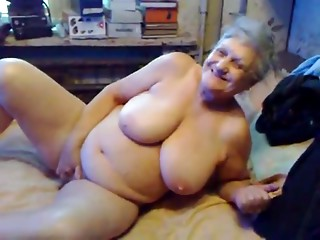 Very Mature Old slut Still Loves to Diddle