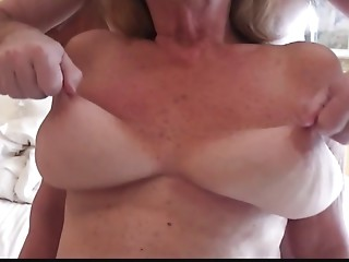 Breasty Aged Martiddds: Natural Large Pointer sisters Roughly Handled