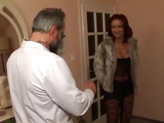 Elder Anal sex Slut