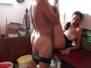 Glamorous Obedient German Slave, Screwed and Cum on Twat 3