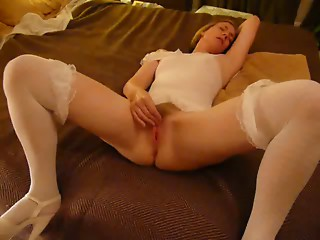 Fifty two Yr Elder Cougar - 14 Orgasms!