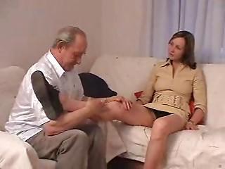 Russian Older man daughter's ally - brighteyes69r