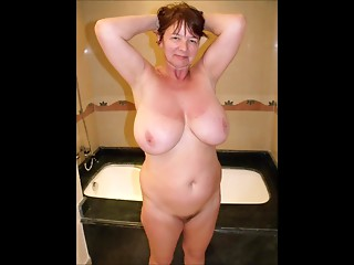 Alluring Large Breasts 8.