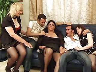 French older foursome Pt1